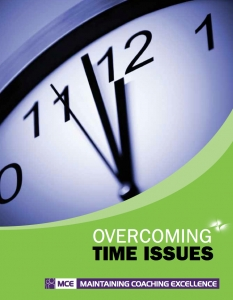 Overcoming Time Issues