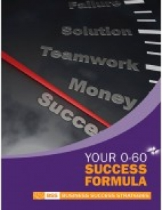 Your '0-60' Success Formula