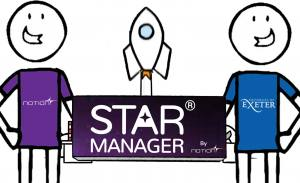 University Of Exeter Set To Create STAR® Managers In An 'Out Of This World' Partnership With Notion