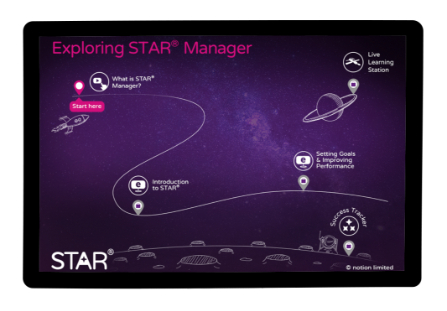 STAR Manager, Productivity, Blended Learning, Notion, STAR®Manager.global,STAR® Manager, free demo
